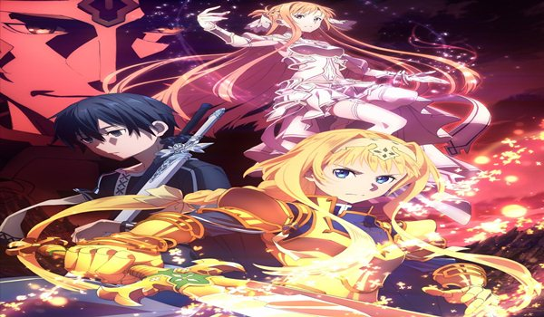 Descargar Sword Art Online: Alicization – War of Underworld 12/12 [Carpeta] MEGA 720p HD Ligero